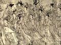 """经典传奇:徐悲鸿与被盗的""""八十七位神仙"""""""