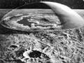 """智能生命之谜:月球惊现巨大神秘""""玻璃罩"""""""