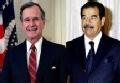 老布什VS萨达姆 对战背后的较量