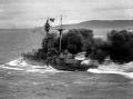 英国皇家橡树号战列舰沉没