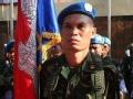 中国蓝盔在行动 浴血柬埔寨