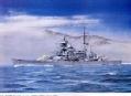 围剿德国俾斯麦号战舰