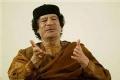 远去的沙漠枭雄 卡扎菲