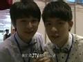 《向上吧!少年-成长秀片花》20120708 RTA成员徐浩朱元冰加入JTV任特派记者