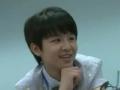《向上吧!少年-成长秀片花》20120708 徐浩朱元冰后台揭秘不为人知的内幕
