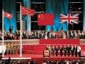 香港政权交接仪式背后的较量