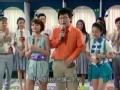 """《向上吧!少年-成长秀片花》20120902 """"比手画脚""""花姐李鹏火辣放电"""