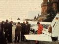 德国青年驾机突降莫斯科红场秘闻