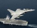 航母舰载机密档:法国阵风战斗机
