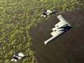 揭秘美军B-2远程隐形轰炸机