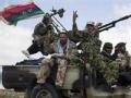 利比亚反对派逼近首都