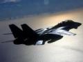 退役战机:美国F-14雄猫战斗机