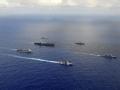 战云波斯湾:美国航母穿越霍尔木兹海峡幕后玄机