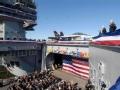 美国布什号核动力航母