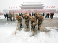 北京11·4暴雪首都武警抢险救援纪实