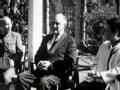 尼罗河畔中美英发表《开罗宣言》