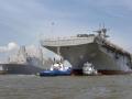 美军新一代两栖攻击舰堪比航母?