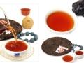 千年深红普洱茶