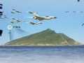 聚焦钓鱼岛上空的中日飞机