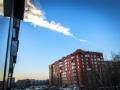 俄罗斯天降陨石引关注