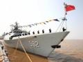聚焦外媒关注中国新型导弹护卫舰
