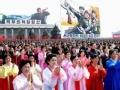朝鲜:庆祝卫星发射成功