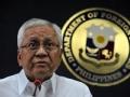 菲律宾政府发言人让中国人小心一点