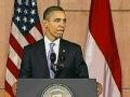 奥巴马访问印尼