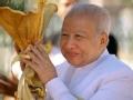 柬埔寨前国王西哈努克去世