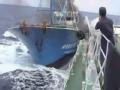 日本公开钓鱼岛撞船时间录像