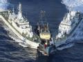 日本使出杀手锏拦截中国保钓船
