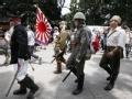 日本重温军国梦