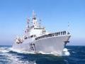 日媒:冲绳海域发现中国新型导弹驱逐舰