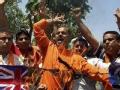 印度反核示威暴力升级