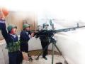 越南在南海进行实弹射击演习