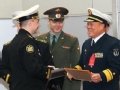 中俄海上军事演习