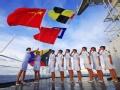 中国船只飞机钓鱼岛再巡航