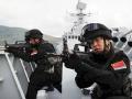 中国海军从近海走向远洋