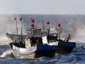 中国渔船跨境捕鱼遭俄罗斯边防追捕