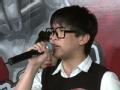 《寻找好声音》专业课培训深圳站 林超演唱《爱笑的眼睛》
