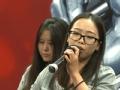 《寻找好声音》专业课培训西安站 贾霄珺演唱《等爱降落》