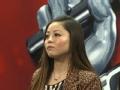 《寻找好声音》专业课培训西安站 杨芷嫣演唱《你把我灌醉》