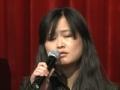 《寻找好声音》专业课培训北京站 张阿雅演唱英文歌曲