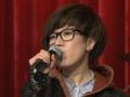 《寻找好声音》专业课培训北京站 莫杉演唱《往前飞》