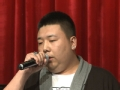 《寻找好声音》专业课培训北京站 代高乐演唱《落叶归根》