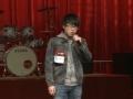 《寻找好声音》专业课培训北京站 侯一明演唱《黑色幽默》