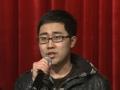 《寻找好声音》专业课培训北京站 马宁演唱《慢慢》