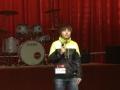 《寻找好声音》专业课培训北京站 张琳娜演唱《谢谢侬》