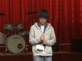 《寻找好声音》专业课培训北京站 孟德政演唱《我真的受伤了》
