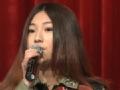 《寻找好声音》专业课培训北京站 王彬爽演唱英文歌曲